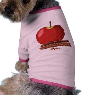 Apple Cinnamon Dog Shirt