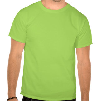 Apple Core Lime Green Men's Large T-shirt
