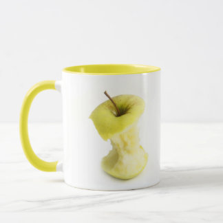 Apple core mug