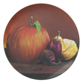 Apple, Damson and Lemon Party Plate