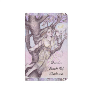 Apple Dryad Fairy Faerie Travel BOS Grimoire Journal