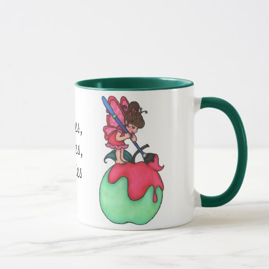 Apple Fairy Mug