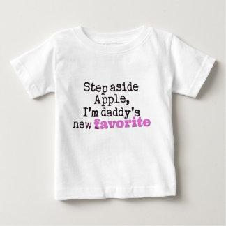 Apple Fan Dad Baby T-Shirt