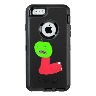 apple foot phone case