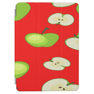 Apple fruit pattern iPad air cover