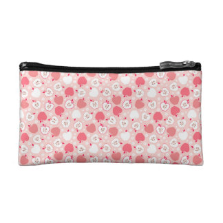 Apple Fruity Pattern Small Cosmetic Bg Cosmetics Bags