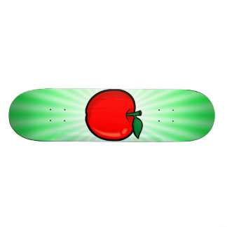 Apple Green Custom Skate Board