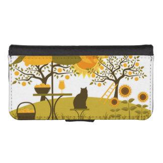 Apple Harvest iPhone SE/5/5s Wallet Case