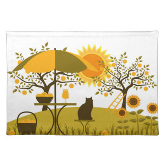 Apple Harvest Placemat