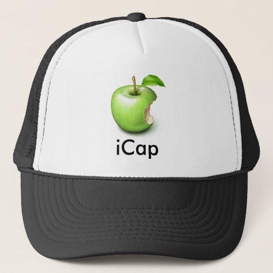 Apple iCap trucker hat
