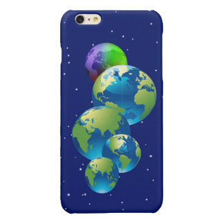 Apple iPhone 6 Earth iPhone 6 Plus Case