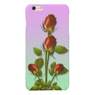 Apple iPhone 6 Red Roses iPhone 6 Plus Case