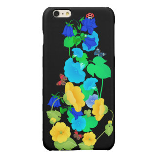 Apple iPhone 6 with flowers iPhone 6 Plus Case
