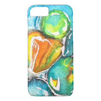 Apple iPhone 7, Colourful River Rocks iPhone 7 Case