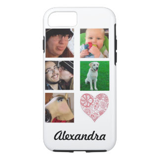 Apple iPhone 7 Picture Template Case