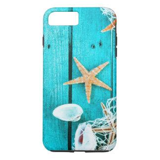 "Apple iPhone 7 Plus,"" Sea Shell""  Tough Phone Case"