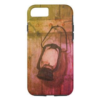 Apple iPhone 7 Rustic Lamp Case
