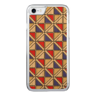 Apple iPhone 7 Slim Cherry Wood Case by J Shao