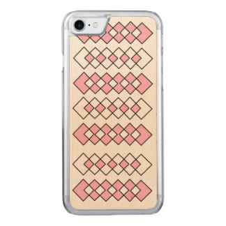 Apple iPhone 7 Slim Maple Wood Case art by J Shao