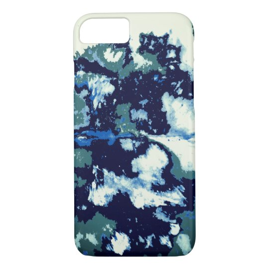 Apple iPhone 7, Watercolor iPhone 8/7 Case