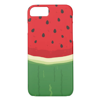 Apple iPhone 7 watermelon case