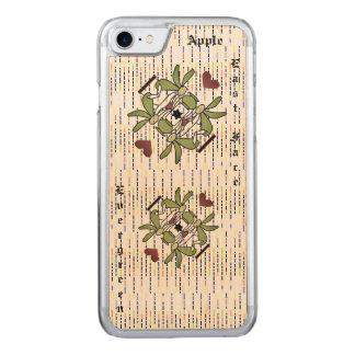 Apple iPhone 8 Plus/7 Plus Slim Maple Wood Case