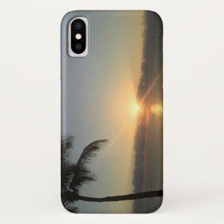Apple iPhone case beach theme