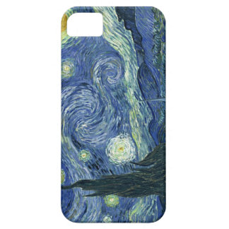 Apple iphone Van Gogh Starry Night cell sleeve iPhone 5 Case