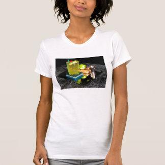 Apple Island Tea Tee Shirt