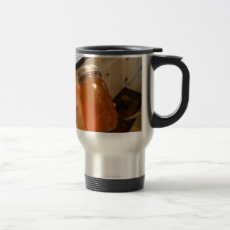 Apple Jelly Canning Jar Stainless Steel Travel Mug