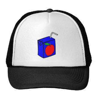 Apple Juice Box Cap