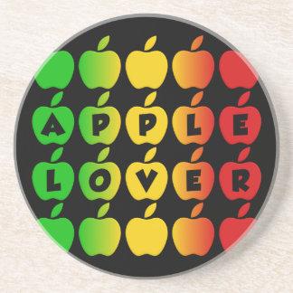 Apple Lover coaster