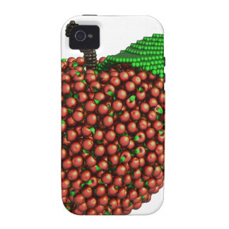 Apple made of apples vibe iPhone 4 covers
