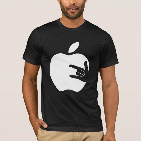 Apple Metal Shirt