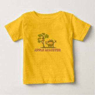 Apple Monster Baby T-Shirt