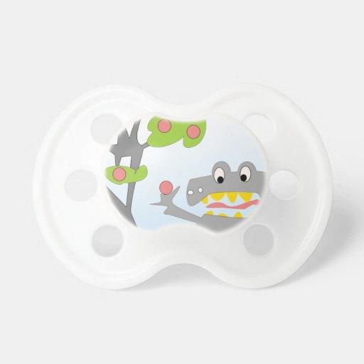 Apple monster pacifier