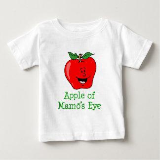 Apple of Mamo's Eye Baby T-Shirt
