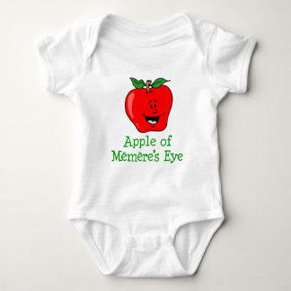 Apple Of Memere's Eye Baby Bodysuit