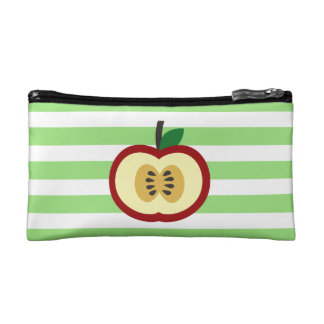Apple of My Eye Cosmetic Bags