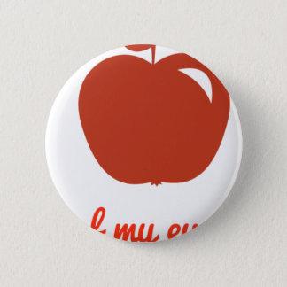 Apple of my eye merchandise 6 cm round badge