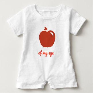 Apple of my eye merchandise baby bodysuit