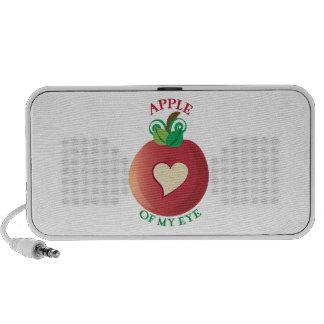 Apple Of My Eye PC Speakers