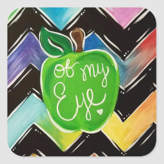 Apple of My Eye Stickers