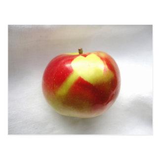 Apple of my Eye Valentine Postcard