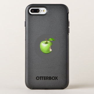 Apple on iPhone 7 case