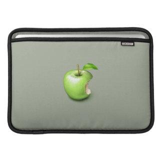 Apple on MacBook Air 11ins Rickshaw sleeve