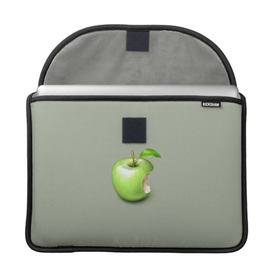 Apple on MacBook Pro 13ins sleeve Sleeves For