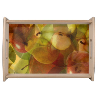 Apple & Pear Serving Tray