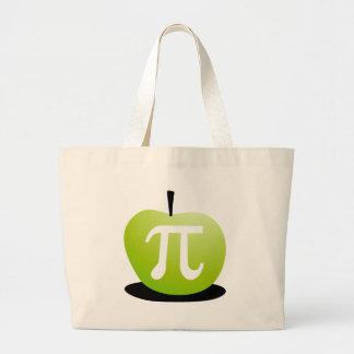 Apple Pi Canvas Bag