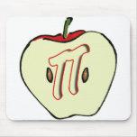Apple PI (PIE) 3.14 Mouse Pads